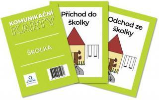 Komunikační karty Školka - Staněk Martin [Karty]